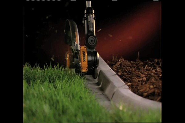 Coupe-herbe sans fil WORX, 20 V, batterie lithium-ion - image 1 from the video