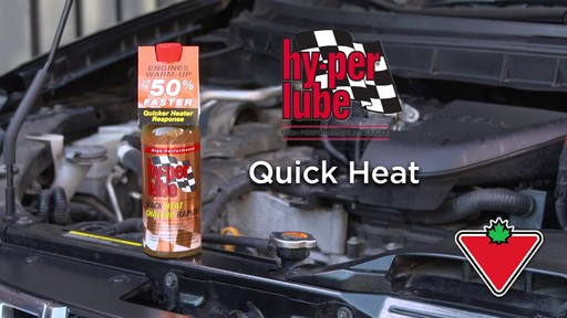 L'additif Hy-Per Lube Quick Heat - image 1 from the video