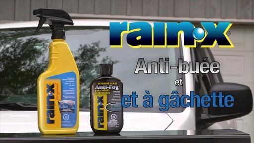 Rain-X anti-buée - image 10 from the video