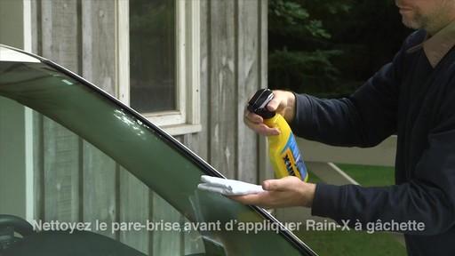 Rain-X anti-buée - image 5 from the video