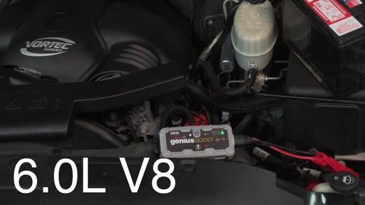Puissance: Démarreur de batterie NOCO Genius Boost - image 3 from the video