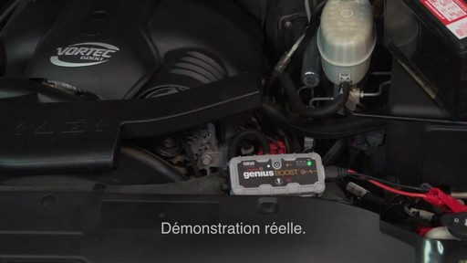 Puissance: Démarreur de batterie NOCO Genius Boost - image 4 from the video
