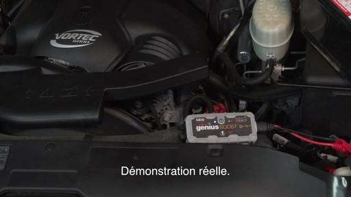 Puissance: Démarreur de batterie NOCO Genius Boost - image 5 from the video