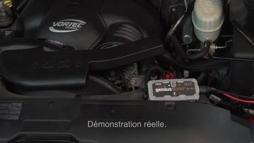 Puissance: Démarreur de batterie NOCO Genius Boost - image 6 from the video