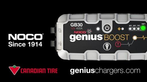 Puissance: Démarreur de batterie NOCO Genius Boost - image 9 from the video