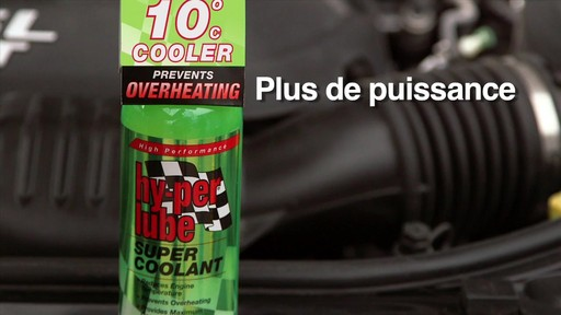 Liquide de refroidissement puissant Hy-Per Lube - image 8 from the video