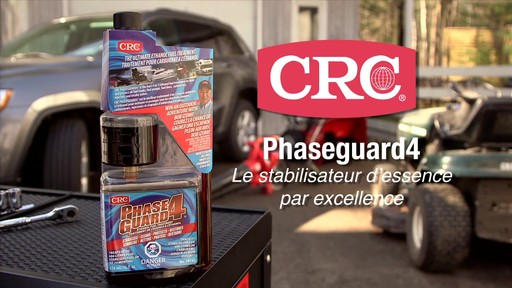 Additif CRC Phase Guard 4, essence à l'éthanol - image 1 from the video