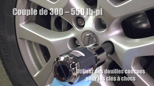 Clés à choc et clés à cliquet – Guide d'achat - image 4 from the video