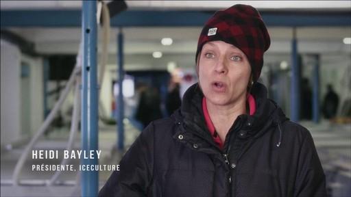 Un documentaire sur la création du camion de glace Canadian Tire (hiver 2013) - image 5 from the video