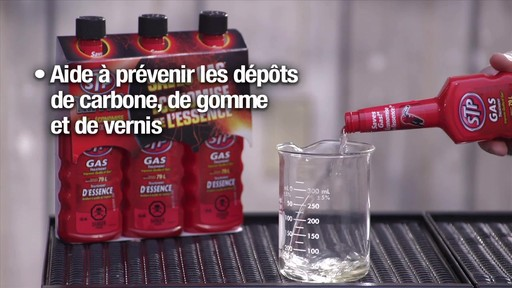 Le traitement d'essence STP - image 5 from the video