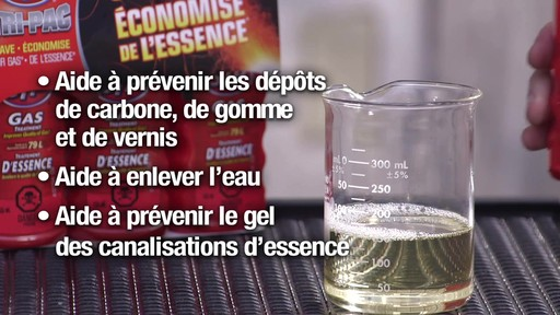 Le traitement d'essence STP - image 7 from the video