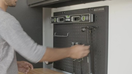 Garage Organizer MAXIMUM - image 3 from the video