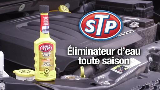 L'éliminateur d'eau toute saison STP - image 1 from the video
