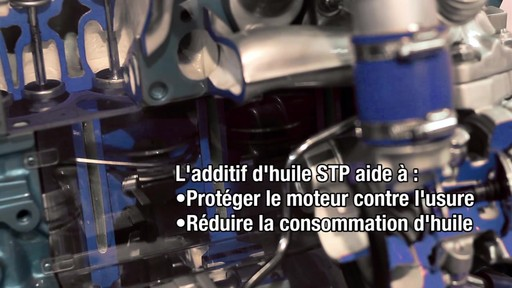 Additif d'huile STP - image 6 from the video