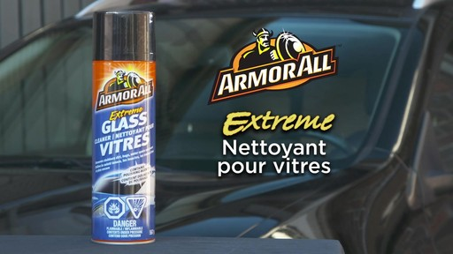 Nettoyant à vitre Armor All Extreme - image 10 from the video