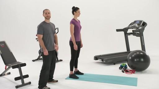 Exercices et articulations - Conseils de mise en forme de Canadian Tire - image 1 from the video