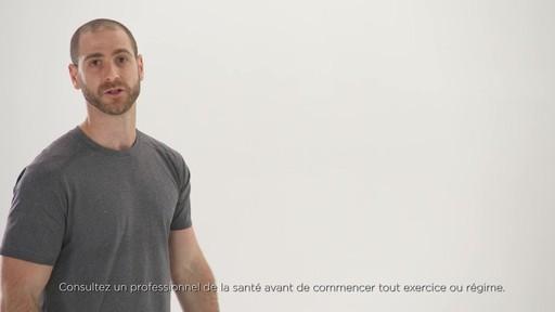 Exercices et articulations - Conseils de mise en forme de Canadian Tire - image 10 from the video
