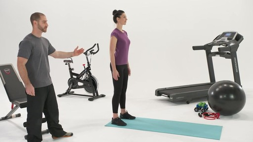 Exercices et articulations - Conseils de mise en forme de Canadian Tire - image 6 from the video