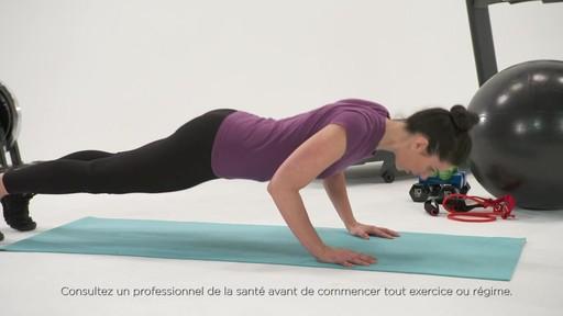 Exercices et articulations - Conseils de mise en forme de Canadian Tire - image 9 from the video