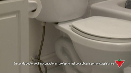 Comment réparer une toilette - image 1 from the video