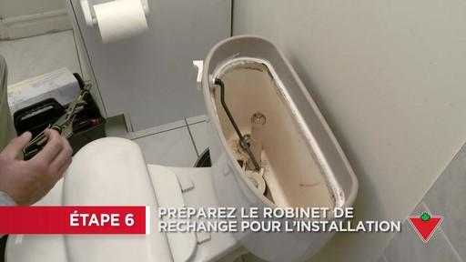 Comment réparer une toilette - image 5 from the video