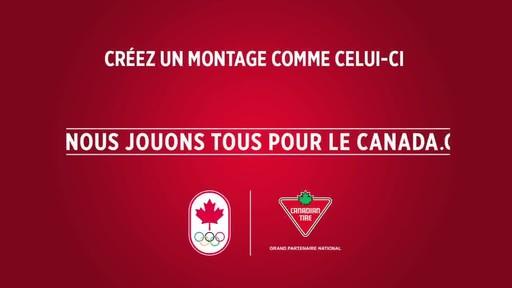 Montage – BÂTISSEURS DE PATINOIRES (Nous Jouons Tous Pour Le Canada) - image 10 from the video