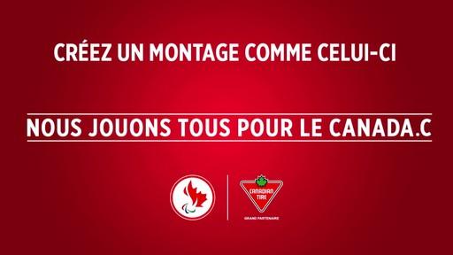 Montage – Une détermination remarquable (Nous jouons tous pour le Canada) - image 10 from the video