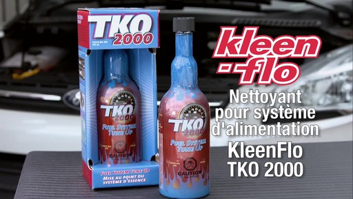 Nettoyant pour système d'alimentation Kleen-Flo TKO 2000 - image 10 from the video