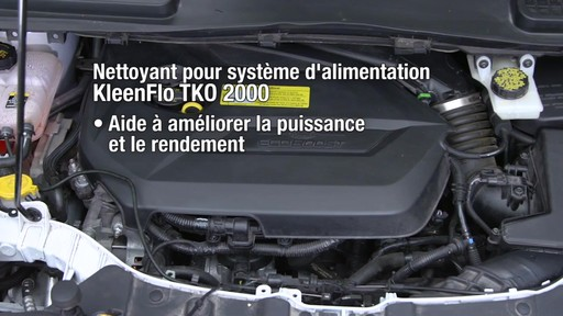 Nettoyant pour système d'alimentation Kleen-Flo TKO 2000 - image 6 from the video