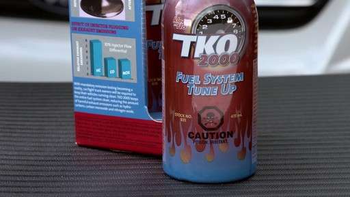Nettoyant pour système d'alimentation Kleen-Flo TKO 2000 - image 9 from the video