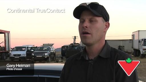 Pneu Continental TrueContactMC – Témoignages de clients - image 10 from the video