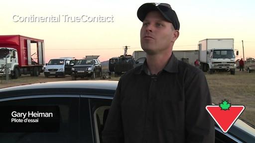 Pneu Continental TrueContactMC – Témoignages de clients - image 9 from the video