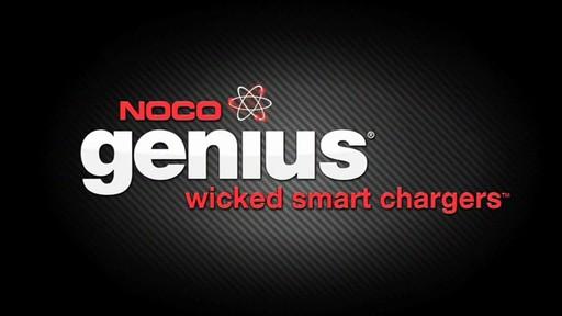 Chargeur de batterie intelligent Noco Genius G750 - image 10 from the video