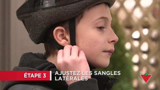 Choisir un casque de vélo pour enfants - image 5 from the video
