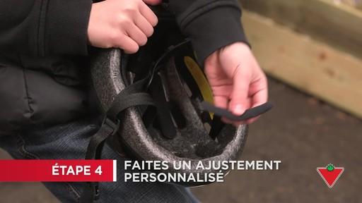 Choisir un casque de vélo pour enfants - image 6 from the video