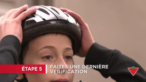 Choisir un casque de vélo pour enfants - image 8 from the video