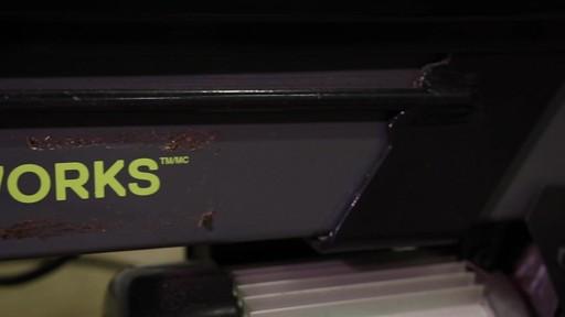 Fendeuse de bûches Yardworks 5 tonnes à pédale-le témoignage de Francis - image 1 from the video