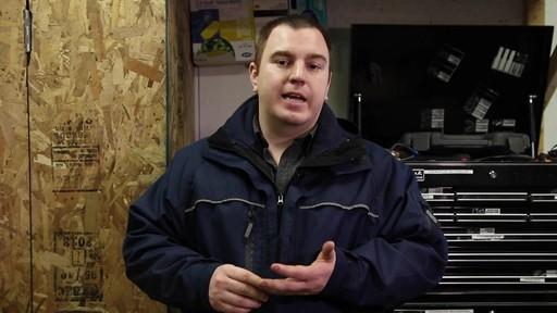 Fendeuse de bûches Yardworks 5 tonnes à pédale-le témoignage de Francis - image 7 from the video