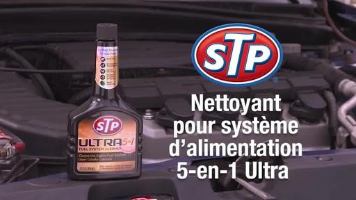 Nettoyant du système d'alimentation STP Ultra 5-en-1 - image 1 from the video