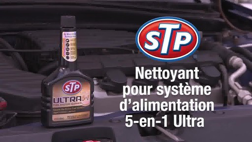 Nettoyant du système d'alimentation STP Ultra 5-en-1 - image 10 from the video