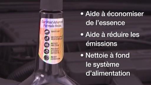 Nettoyant du système d'alimentation STP Ultra 5-en-1 - image 4 from the video