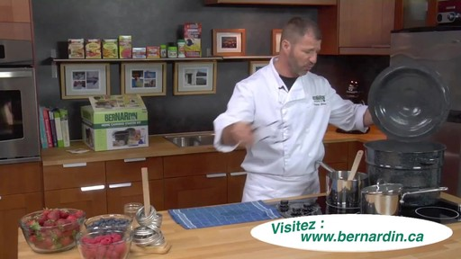 Le traitement thermique - Bernardin - image 4 from the video