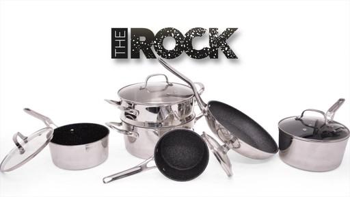 Batterie heritage rock rev tement double fran ais - Batterie de cuisine the rock ...
