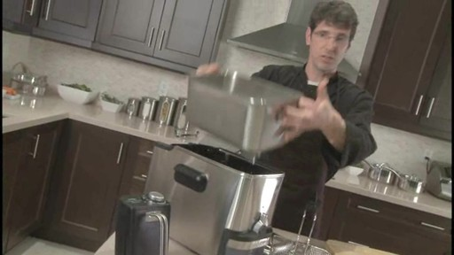Recettes avec friteuse EZ Clean - image 10 from the video