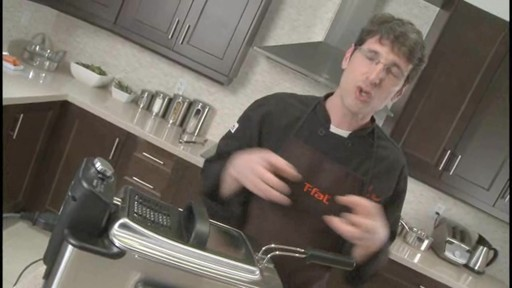 Recettes avec friteuse EZ Clean - image 2 from the video