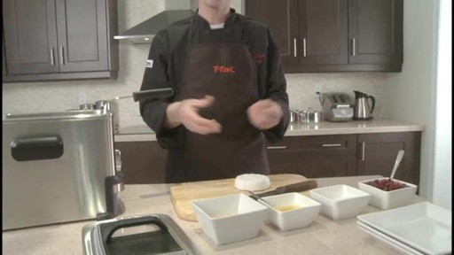 Recettes avec friteuse EZ Clean - image 4 from the video