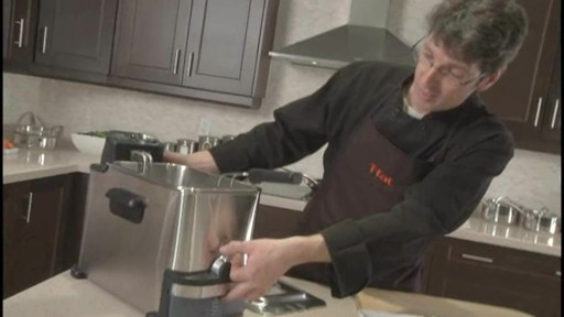 Recettes avec friteuse EZ Clean - image 9 from the video