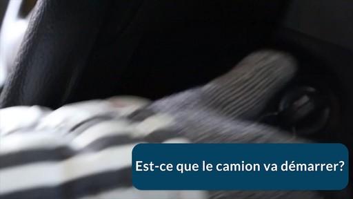 Test de chûte de batterie - image 6 from the video