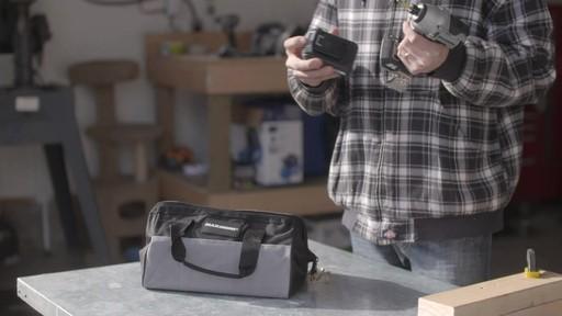 Tournevis à percussion à moteur sans balai MAXIMUM, 20 V- le témoignage de Brandon - image 4 from the video