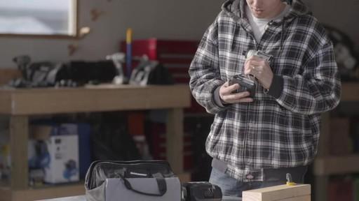 Tournevis à percussion à moteur sans balai MAXIMUM, 20 V- le témoignage de Brandon - image 6 from the video
